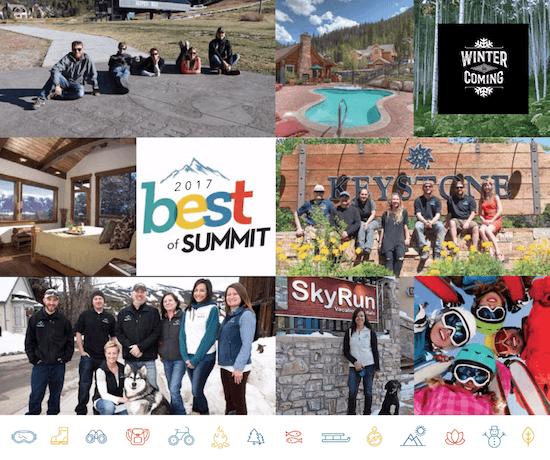 2017 Best Of Summit  Acknowledgement