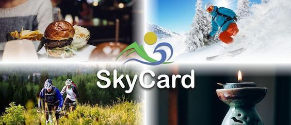 The SkyCard: SkyRun's Exclusive Discounted Activity Program